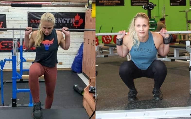 Step Ups vs Squats
