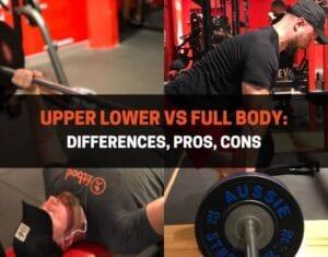 Upper Lower vs Full Body